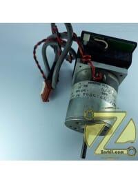 موتور 24 ولت dc همراه باشفت اپتیکال
