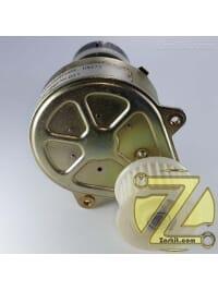 موتور dc 24 ولت گیربکس دار