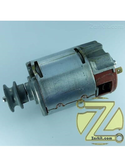 motor 30V Buhler New Germany INS Class B DLRS 01004176 1.13.018.069 312/6