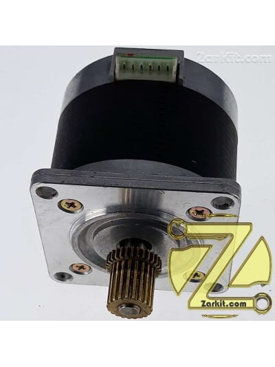 استپر موتور 4 سیم O23KM-C35 5 -P7V