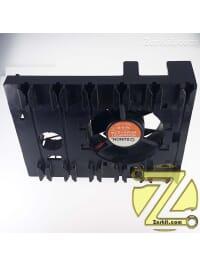 فن 12 ولت همراه با مدار کنترل دما