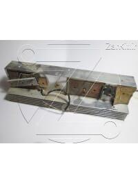 هیت سینک آلومنیومی 10ترانزیستوری مدل ال